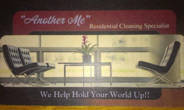 Another Me Residential Cleaning Specialists