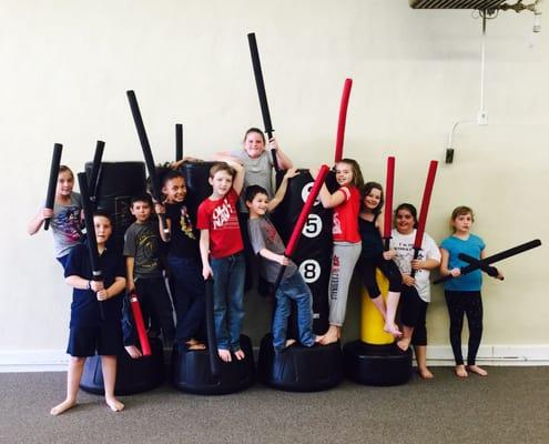 Yi's Martial Arts Fitness Academy