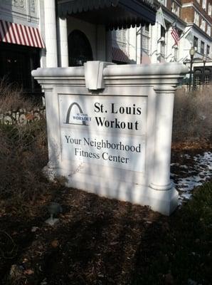 St Louis Workout