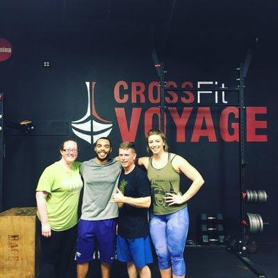 CrossFit Voyage