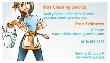 Ria's Cleaning Service