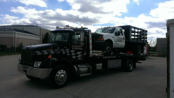 City & County Towing