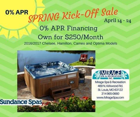 Mirage Spa & Recreation