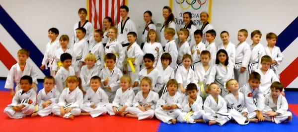 Pruter's Sport Taekwondo Martial Arts Fitness