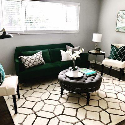 Rebecca Dickinson Designs and Staging