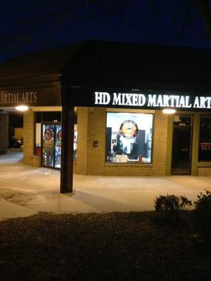 High Davis Mixed Martial Arts