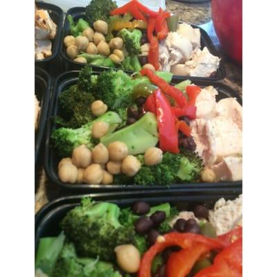 Organic Meal Prep