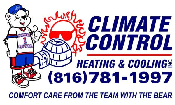 Climate Control Heating and Cooling, Inc.