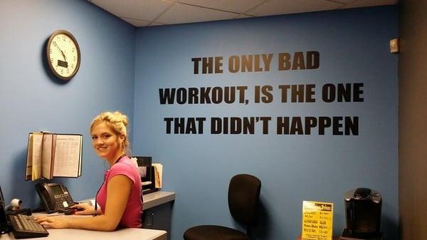 Maple Woods Fitness Center
