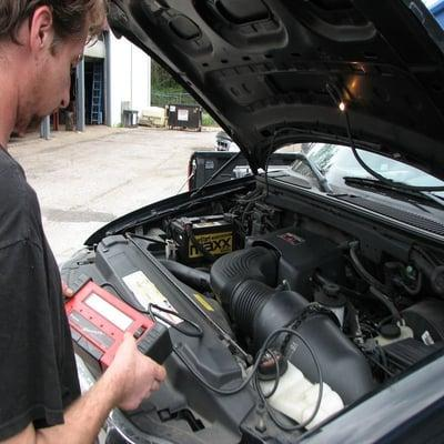 Above & Beyond Auto Repair