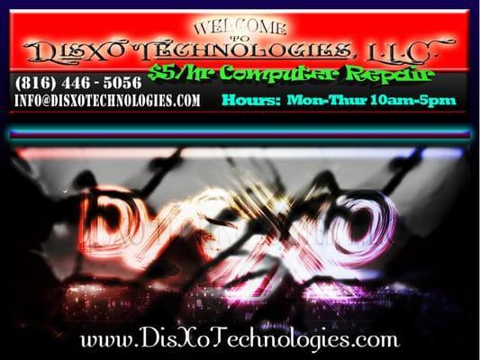 DisXo Technologies, L.L.C.