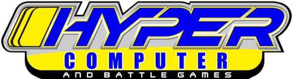 Hyper Computer And Battle Games