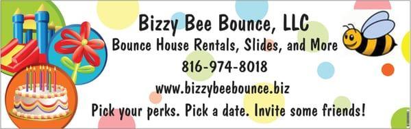 Bizzy Bee Bounce