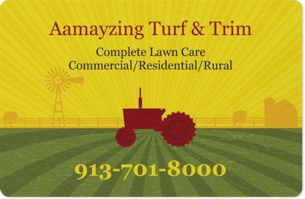 Aamayzing Turf & Trim