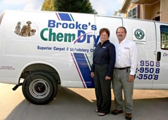 Brooke's Chem Dry Lawrence KS