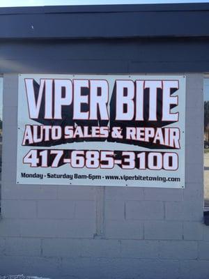 Viper Bite Auto Repair