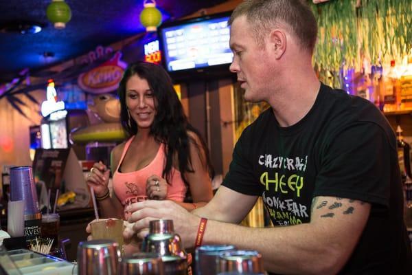 Crazy Craig's Cheeky Monkey Bar
