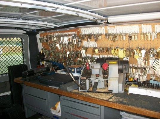 The Olathe Locksmith Shop