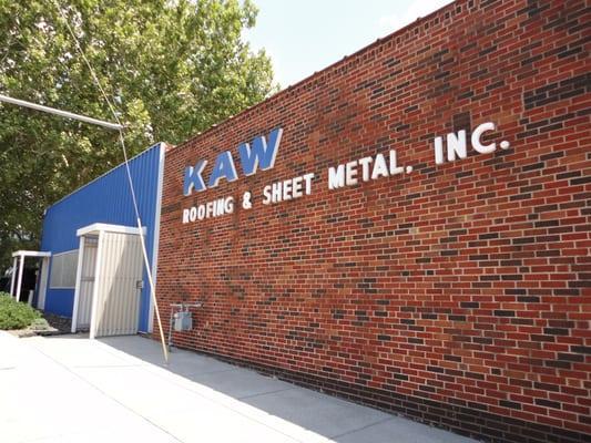 Kaw Roofing & Sheet Metal Inc