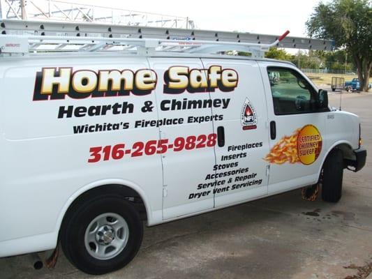 Home Safe Hearth & Chimney