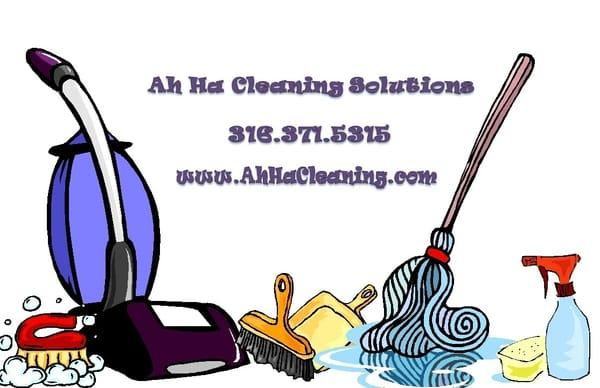 Ah Ha Cleaning Solutions
