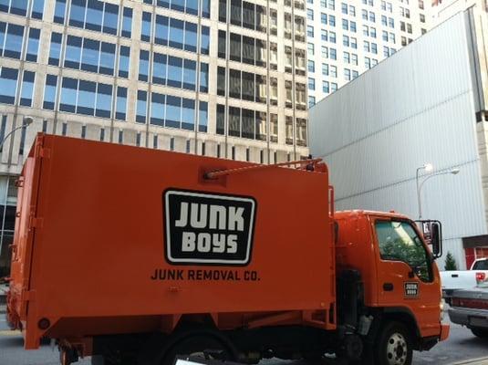 Junk Boys
