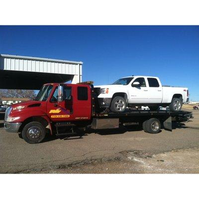 Woller Towing Inc