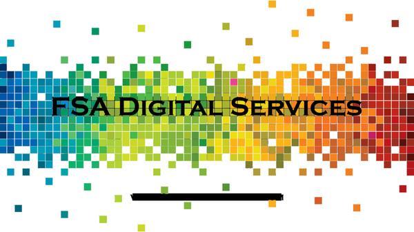 FSA Digital Services
