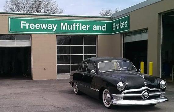 Freeway Muffler & Brakes