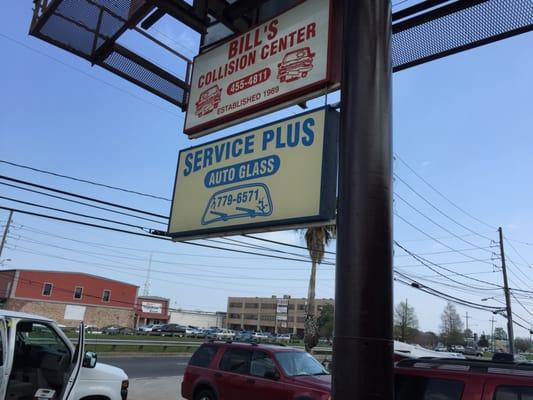 Service Plus Auto Glass