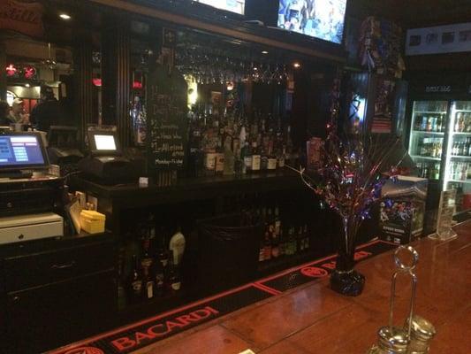 Red Bastille Lounge