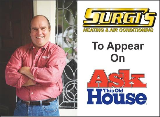 Surgi's Heating & Air Conditioning