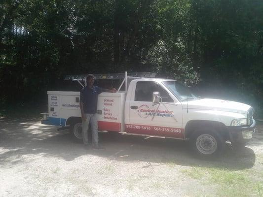 Central Heating & A/C Repairs