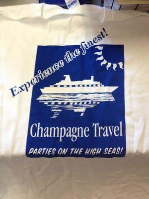 Champagne Travel Inc