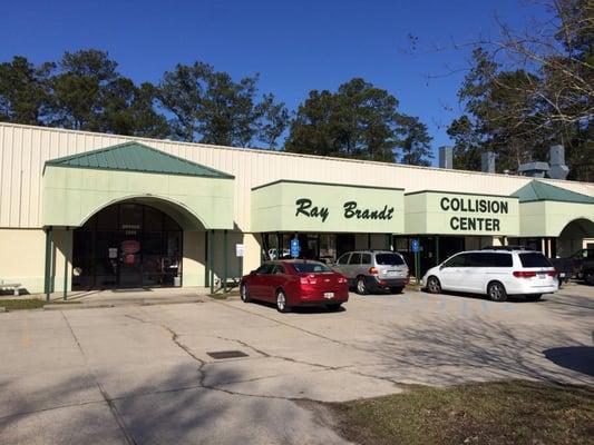 Ray Brandt Collision Center North Shore
