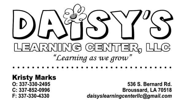 Daisy's Learning Center