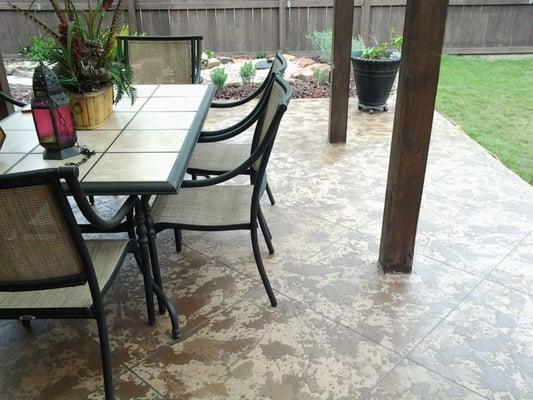 Southeast Texas Decorative Concrete