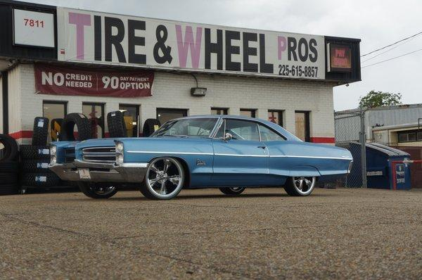 Tire & Wheel Pros