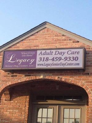 Legacy Senior Day Center