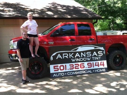 Arkansas Window Tint