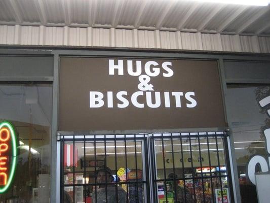Hugs & Biscuits