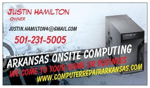 Arkansas Onsite Computing