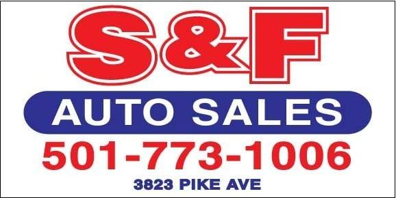 S & F Auto Sales
