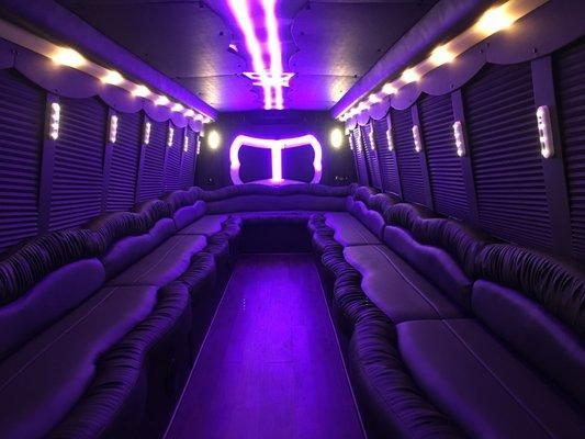 A Posh Limousine Service
