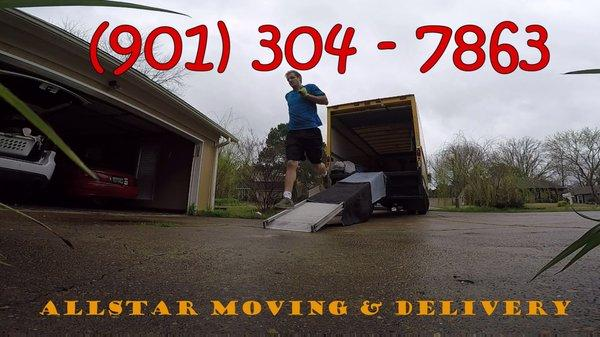 All Star Moving & Delivery