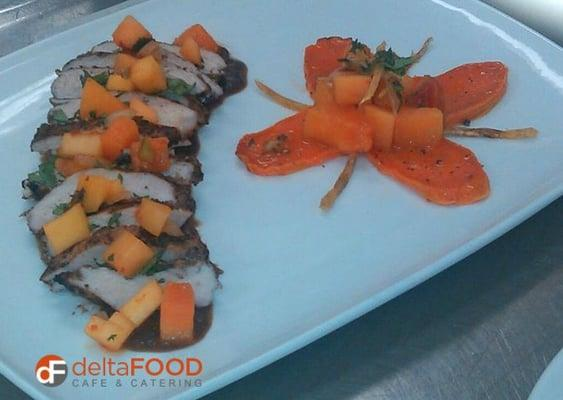 deltaFOOD Cafe & Catering