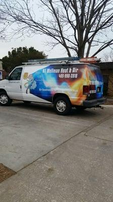 KT Wellman Heat and Air, LLC