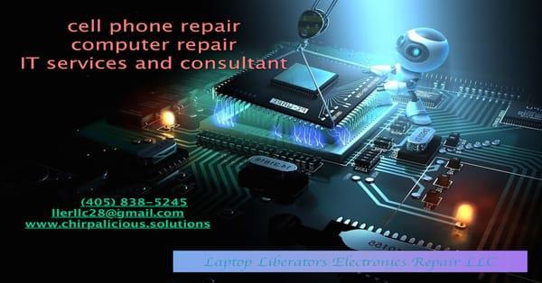 Laptop Liberators Electronics Repair