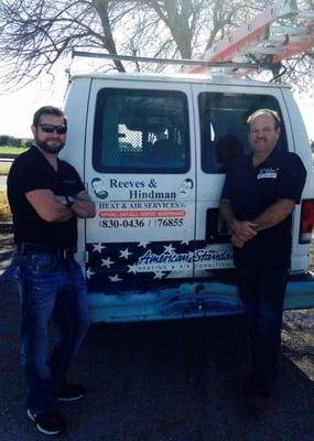 Reeves & Hindman Heat & Air Services