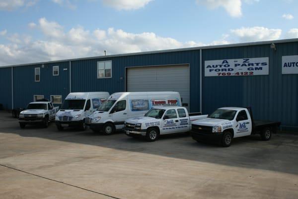 A-Z Auto Parts & Sales